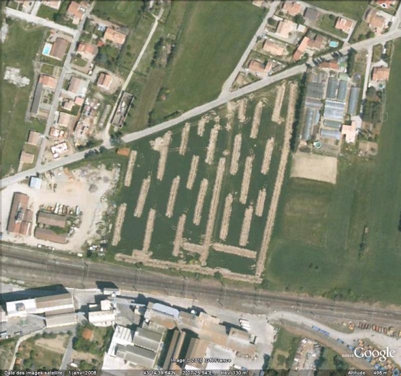 Les sondages archéologiques vus avec Google Earth - Page 2 Trou12