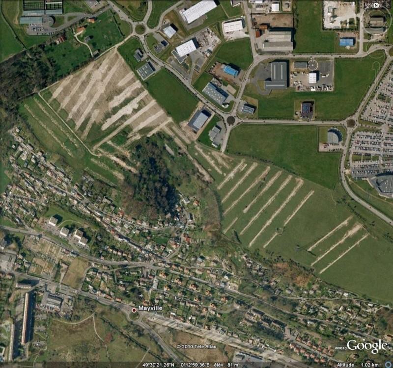 Les sondages archéologiques vus avec Google Earth - Page 2 Trou_110