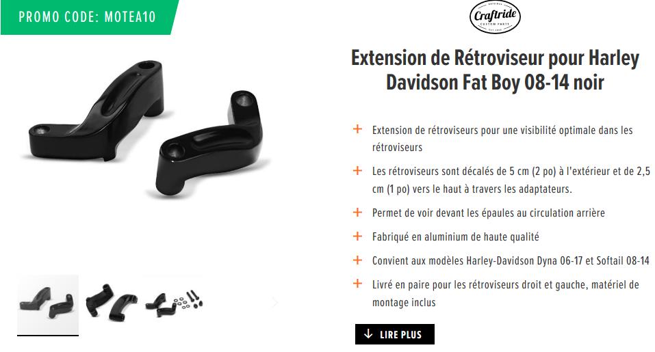 Extensions de rétroviseurs droit et gauche [VENDUES] Screen10