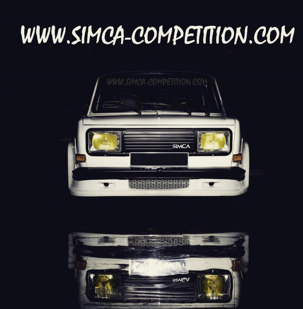 Simca compétition