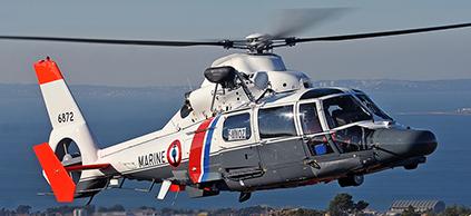 [ Aéronavale divers ] Hélicoptère DAUPHIN - Page 3 Dauphi11