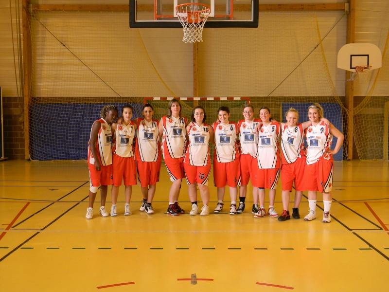 match amical séniors haulchin Basket10
