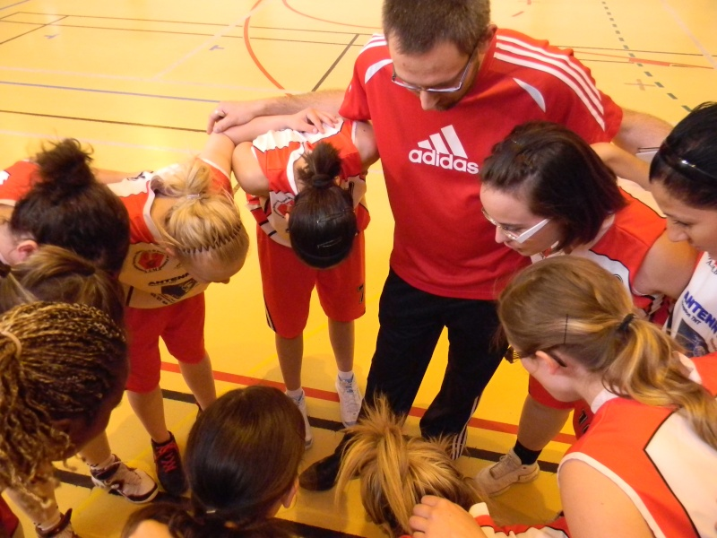 match amical séniors haulchin Basket11