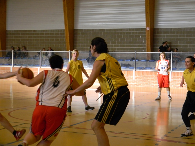 match amical séniors haulchin Basket12