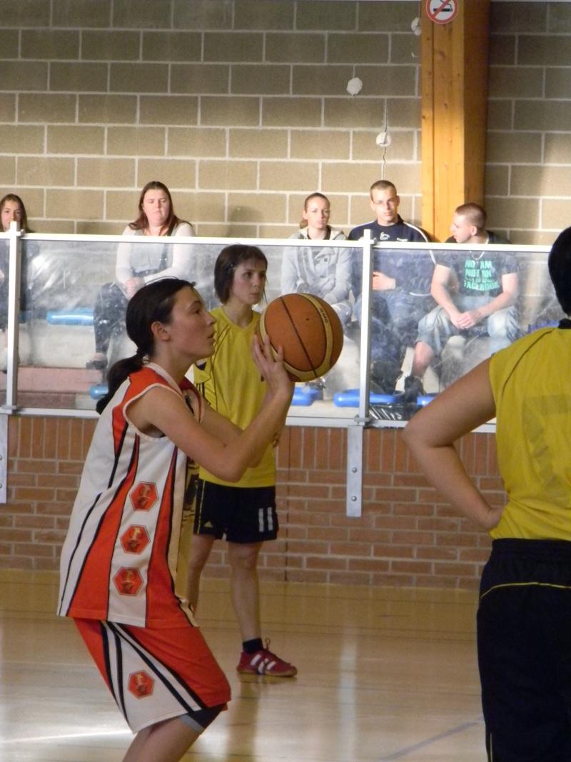 match amical séniors haulchin Basket13