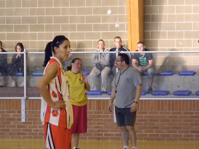 match amical séniors haulchin Basket20