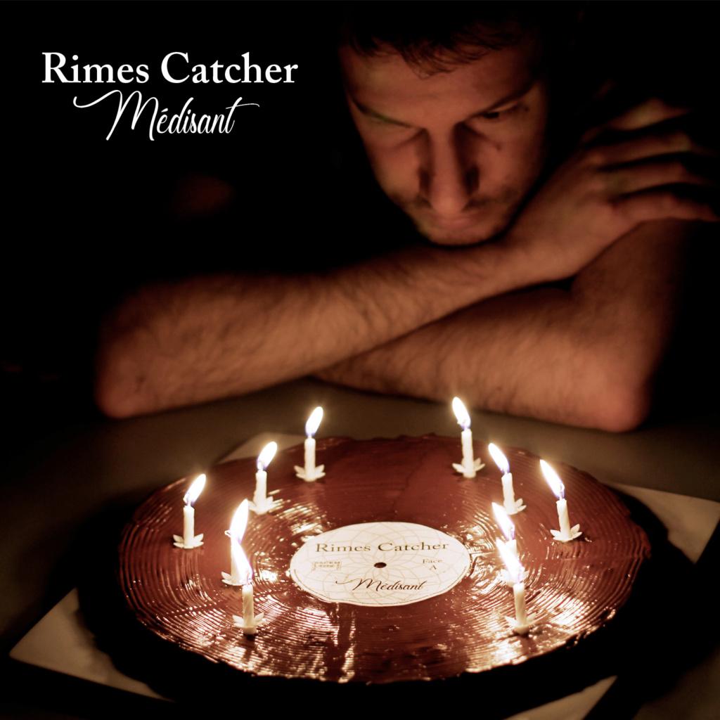[Album] Rimes Catcher - Médisant Pochet10