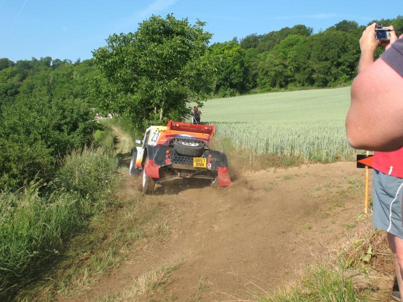 Photos/Video of Rick & Sandra Mann, English Rainbow Car 23 Rallye10