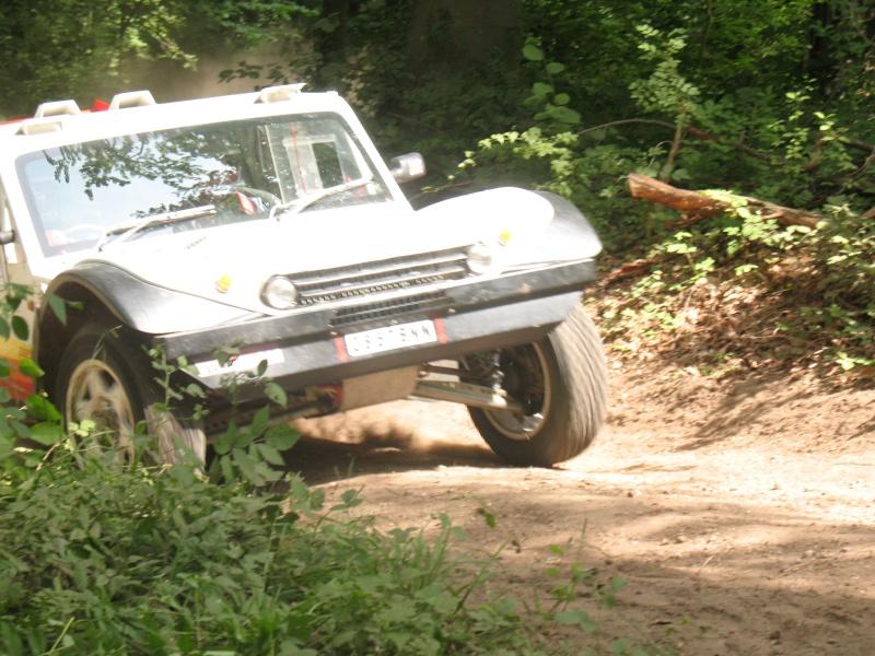 Photos/Video of Rick & Sandra Mann, English Rainbow Car 23 Rallye11