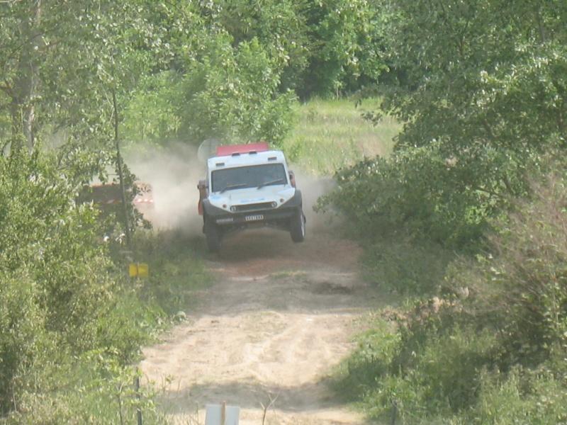 Photos/Video of Rick & Sandra Mann, English Rainbow Car 23 Rallye13