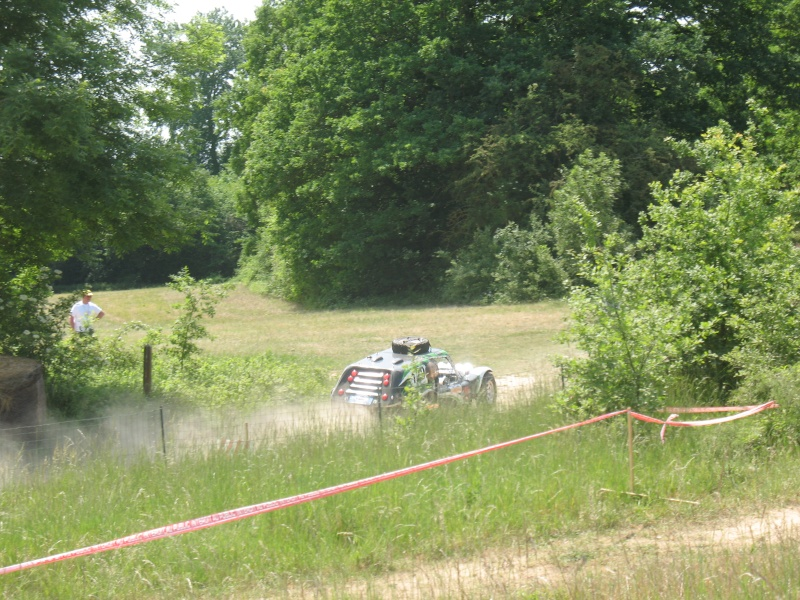 Photos / vidéo équipage Augustinowick / Gourlay n°129 Rallye31