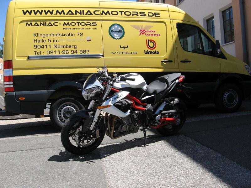 benelli 2011 livrées chez Maniac-Motors Img_4311