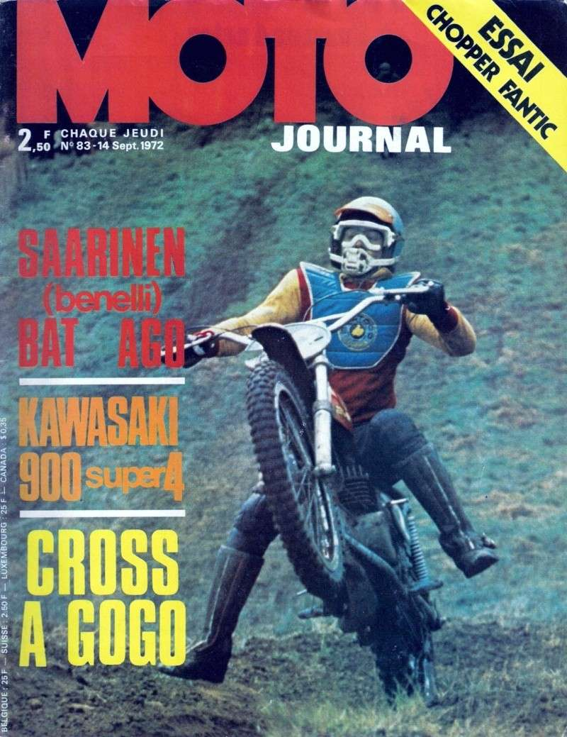 moto journal 83 du 14 Septembre 1972 Pesaro10