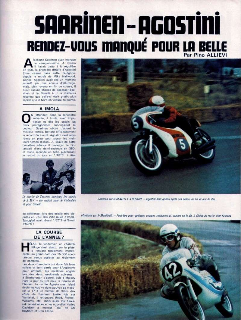moto journal 83 du 14 Septembre 1972 Pesaro11