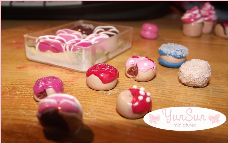 Créations fimo, peinture~♥ , P.13 Cupcake Party~ Ajetcd12
