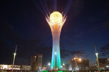 pour - Le Kazakhstan construit une base et une ambassade pour les extraterrestres 146