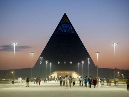 pour - Le Kazakhstan construit une base et une ambassade pour les extraterrestres 521