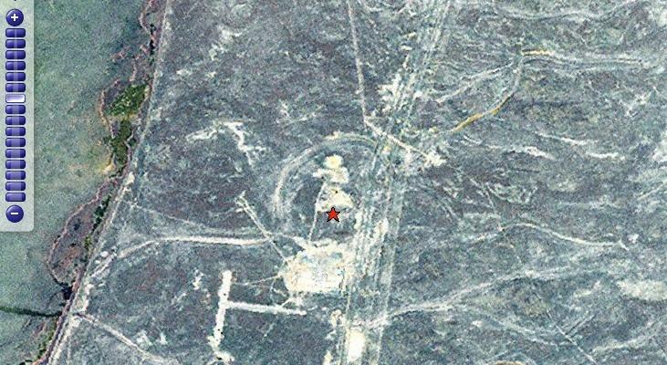 pour - Le Kazakhstan construit une base et une ambassade pour les extraterrestres Vue_aa10
