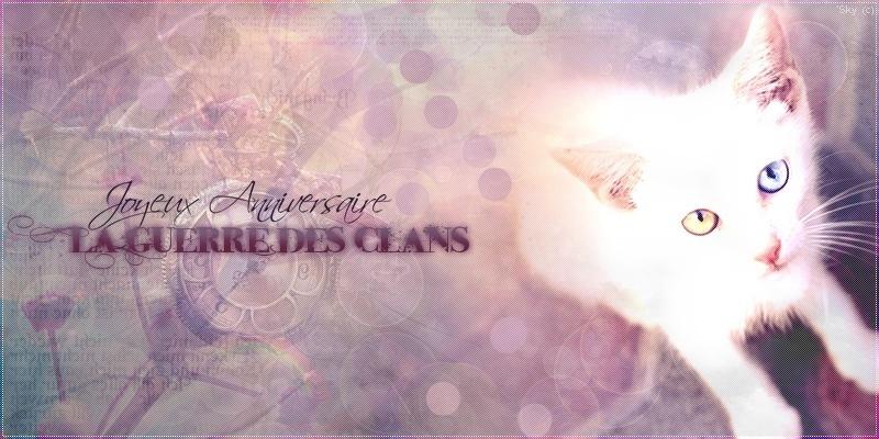 §.La guerre des Clans.§
