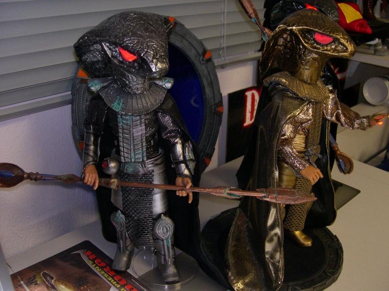 Stargate équipe SG1 et autres protagonistes Dscn0820