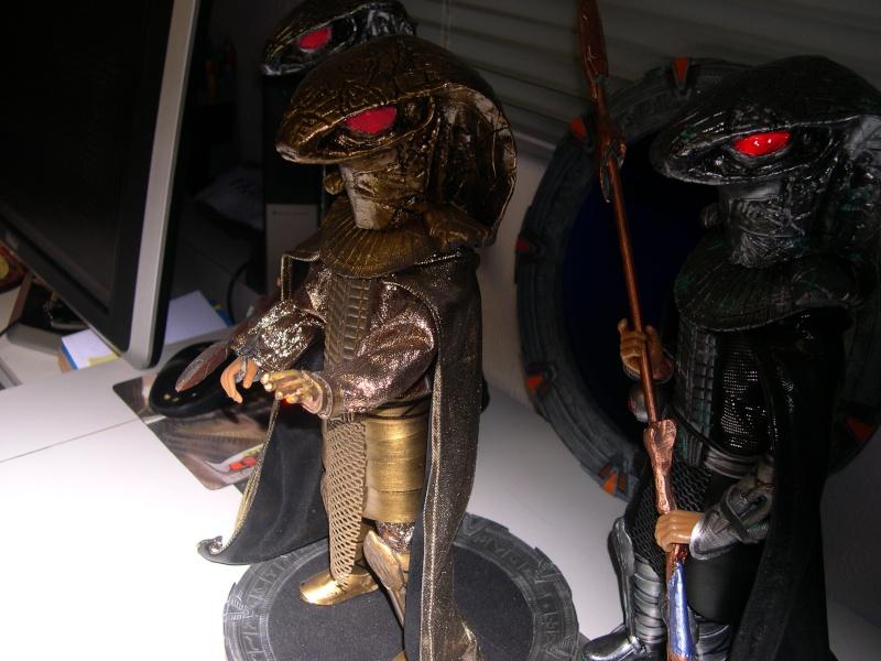 Stargate équipe SG1 et autres protagonistes Dscn0821