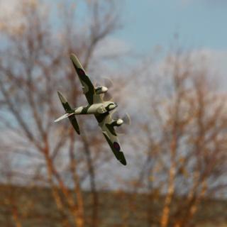 Mosquito Mk VI de Parkzone Pkzu1310