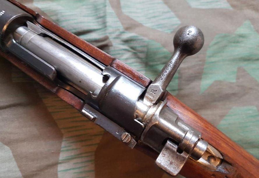 Identification marquages culasse pour VZ 24 M2410