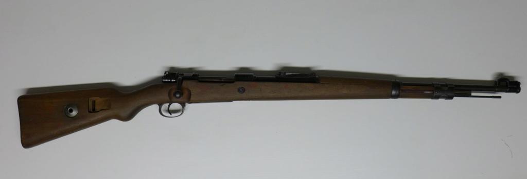 Mauser 98K 27 Luftwaffe de 1940 P1060213