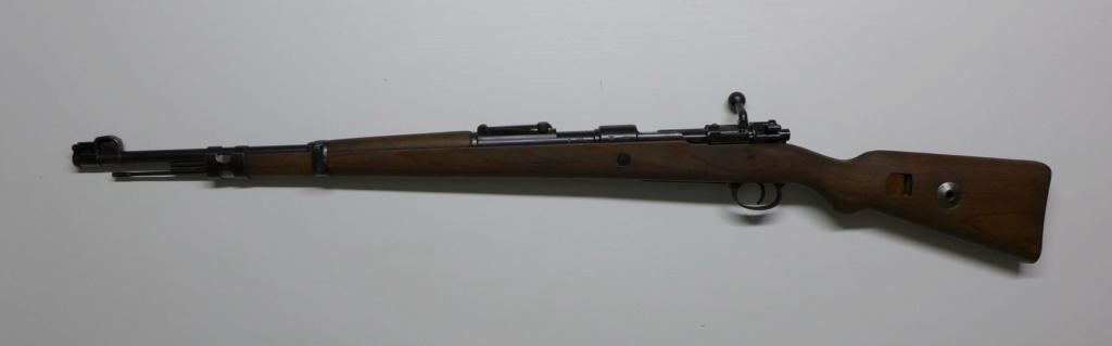 Mauser 98K 27 Luftwaffe de 1940 P1060214
