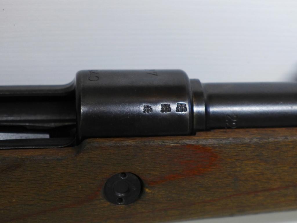 Mauser 98K 27 Luftwaffe de 1940 P1060412