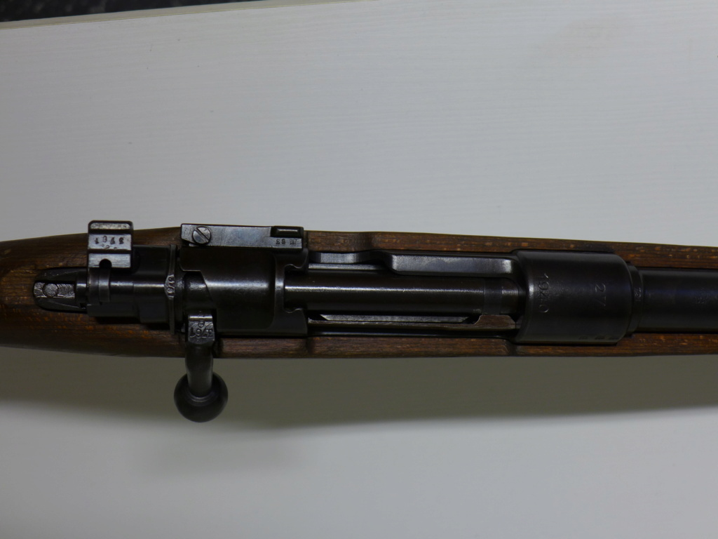 Mauser 98K 27 Luftwaffe de 1940 P1060421