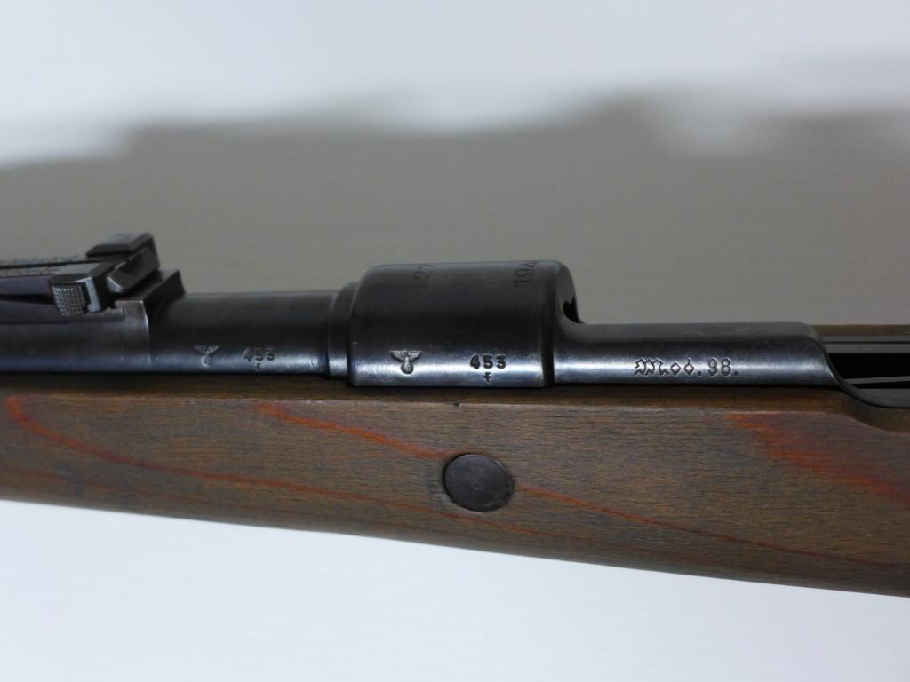 Mauser 98K 27 Luftwaffe de 1940 P1060422