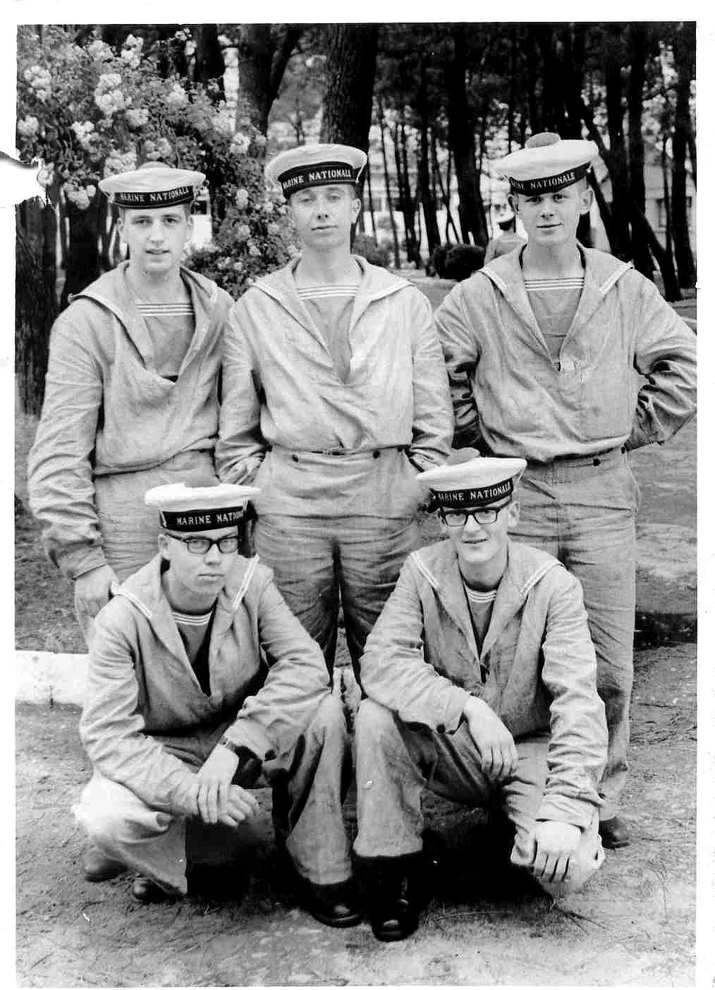 CFM ....mai 1966 ... le début d'une vingtaine d'années de service ! Pairea10