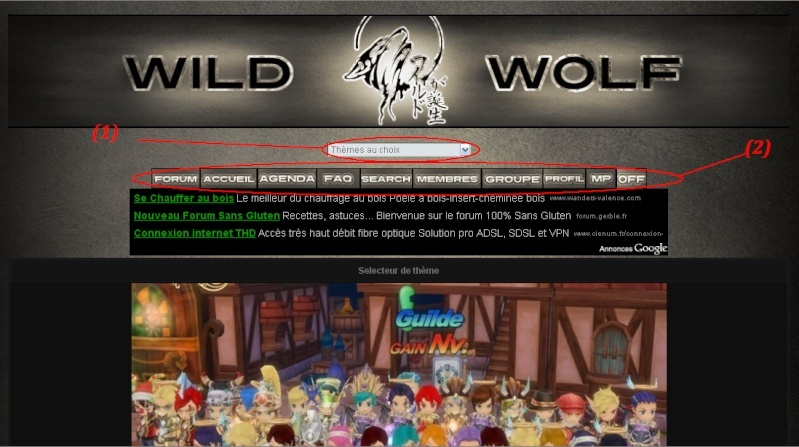 How to use : Le forum Tuto_110