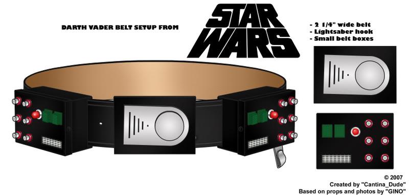 Tout savoir sur le costume de Darth Vader 09121710