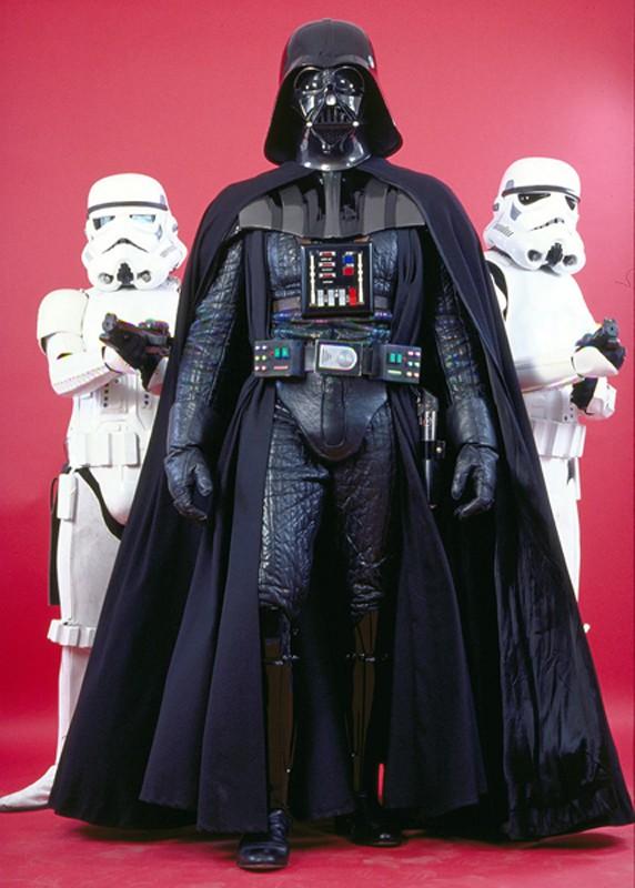 Tout savoir sur le costume de Darth Vader 10020810