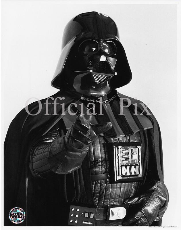 Tout savoir sur le costume de Darth Vader Vader111