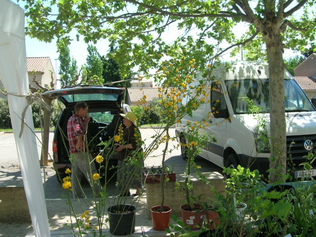 """Trocoplant"" à Cabrières ( Gard ) 04410"