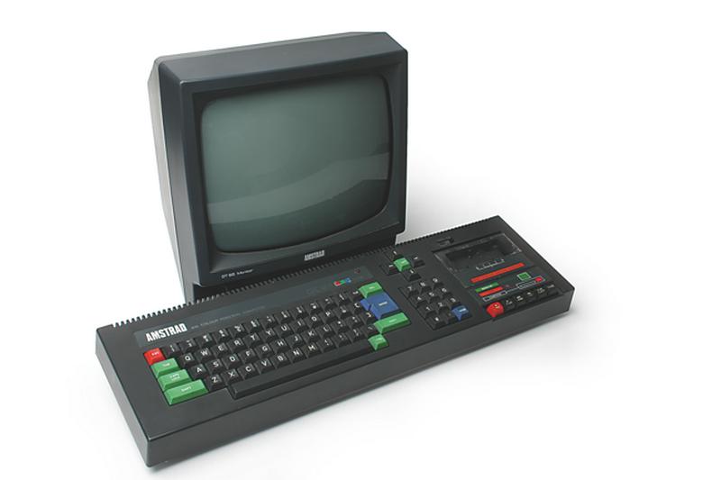 Ordinateurs Amstrad Amstra10
