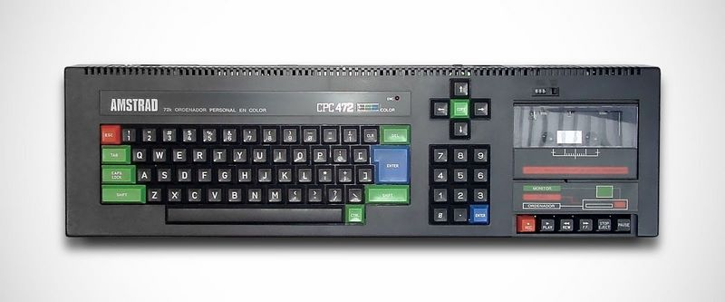 Ordinateurs Amstrad Amstra11