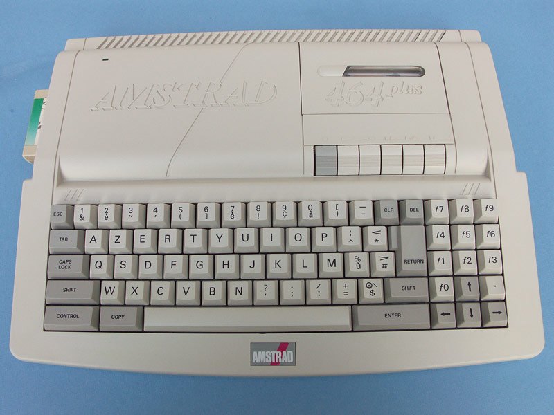 Ordinateurs Amstrad Amstra18