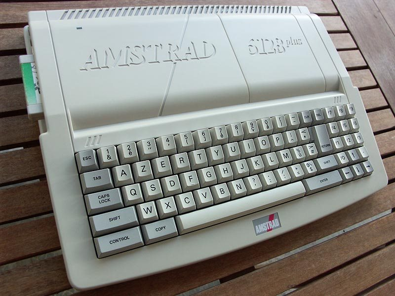 Ordinateurs Amstrad Amstra20