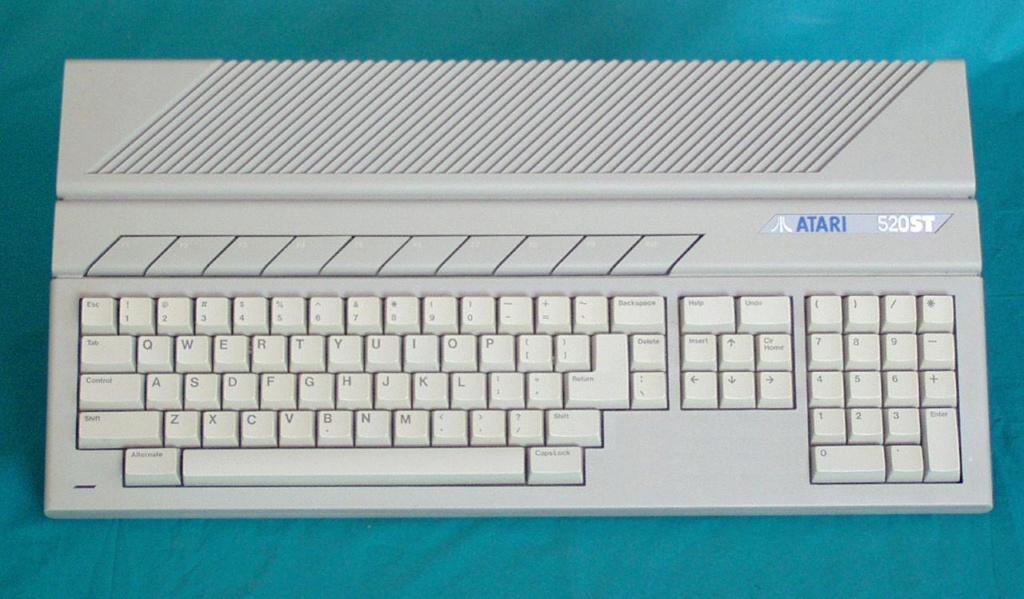 Ordinateurs Atari Gamme 16 bits Atari510