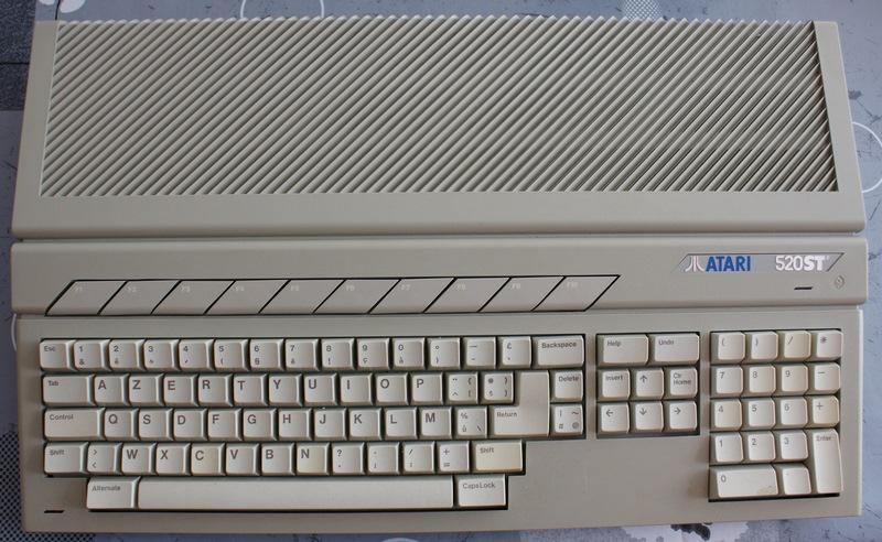 Ordinateurs Atari Gamme 16 bits Atari511