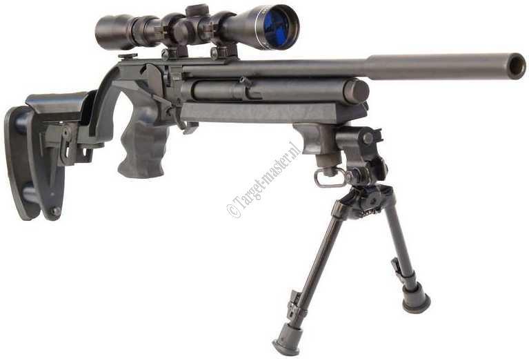 Zoraki custom pour tir à 20 M Rohm2010