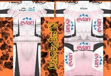 Evian Evian10