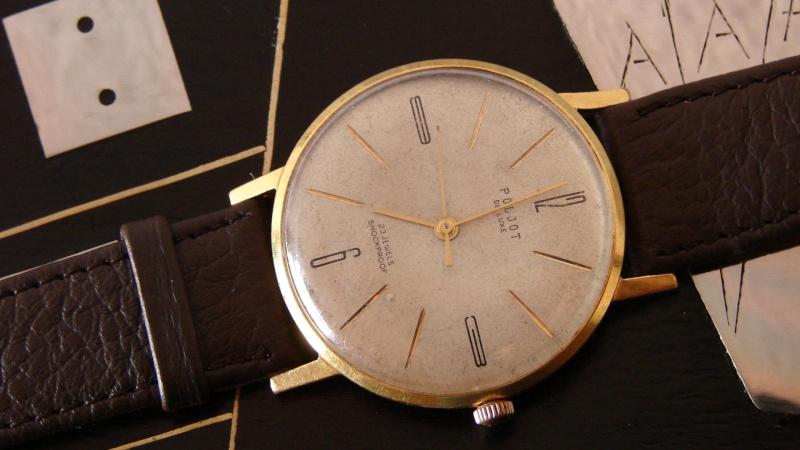 Ma nouvelle montre... est une Poljot - Page 2 Dsc00456