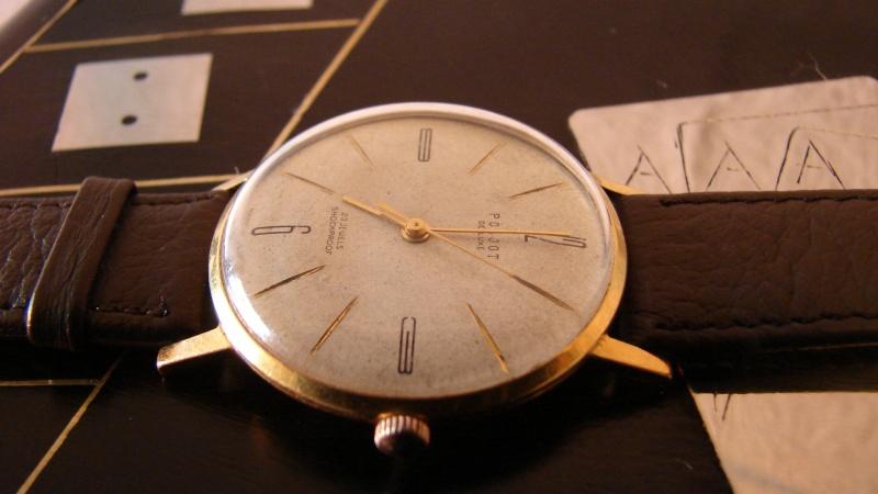 Ma nouvelle montre... est une Poljot - Page 2 Dsc00457