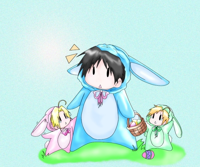 Happy Bunny Day! Easter10