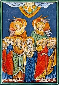 Solennité de l'Ascension du Seigneur Ascens10
